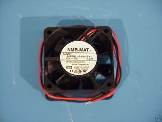 Minebea 12V DC Brushless Fan 2410ML 04W B40
