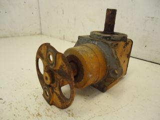 Montgomery Ward MTD Gilson 15 garden tractor Drive Gear Box