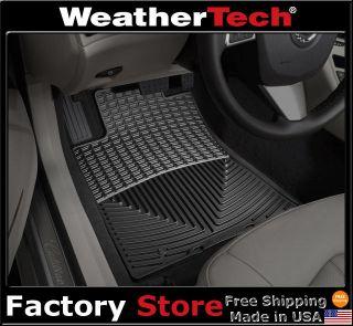 Weaherech® All Weaher Floor Mas   Cadillac CS wih AWD   2008