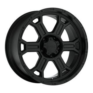 16 inch V tec Raptor black wheels rims 5x4.5 5x114.3 / Explorer Ranger
