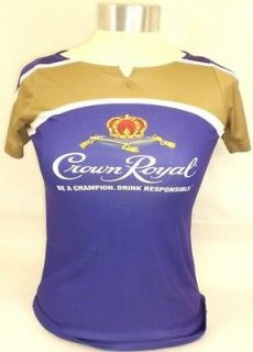 Crown Royal Whisky SKINS Activewear BE A CHAMPION DRINK RESPONSIBLY