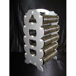 Indian Silver Extra Large jewelry Bridal BANGLE STAND rack
