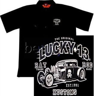 lucky 13 work shirt in Casual Shirts