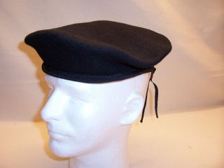 military berets black new