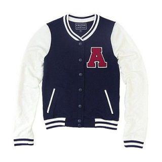 Womens Varsity A Baseball Jacket