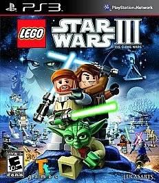 lego star wars 3 games