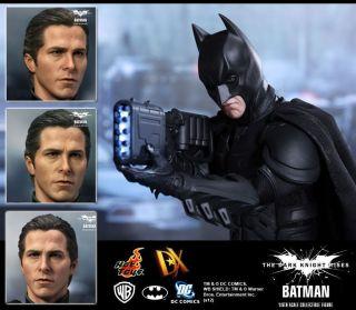 Hot Toys DX12 Batman The Dark Knight Rises Batman   Bruce Wayne DX 12