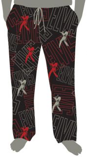 Elvis Presley 1968 Special Novelty Pajama Pants
