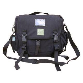Mens Travel Army Combat Canvas Satchel Messenger Shoulder A4 Messenger