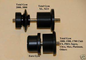 Total Gym wheels, Total Gym Parts, o Gym Wheels Now!