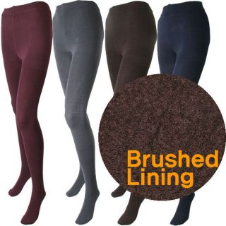 fleece lined tights in Hosiery & Socks