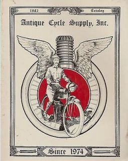 1914  UP HARLEY DAVIDSON ANTIQUE PARTS CATALOG,KNUCKLE,PAN,SERVI CAR