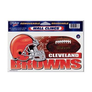 cleveland browns decals in Football NFL