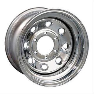 Bart Wheels Super Trucker Chrome Wheel 16.5x14 8x6.5 BC