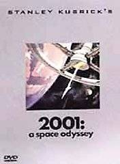 2001 A Space Odyssey DVD, 2001, 2 Disc Set, Classic Collection Box Set