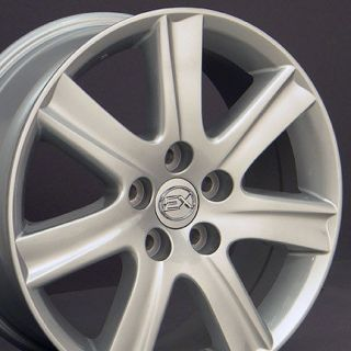 Set of 4 17x7 Factory Style Lexus ES Toyota Camry Replica Wheels Rims