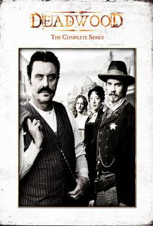 Deadwood   The Complete Series DVD, 2008, 19 Disc Set