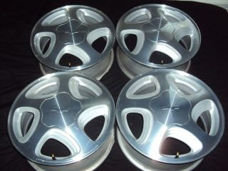 16  set (4) OEM Chevy Monte Carlo Impala Malibu factory wheels stock