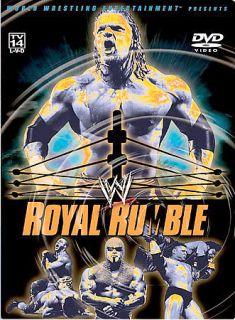 WWE   Royal Rumble 2003 DVD, 2003