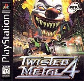Twisted Metal 4 (Sony PlayStation 1, 19