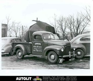 1947 international truck in Vintage Car & Truck Parts