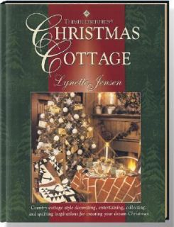 Thimbleberries Christmas Cottage Country Cottage Style Decorating