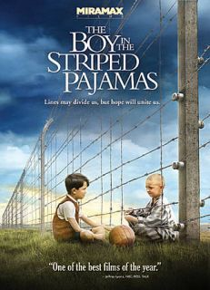 The Boy in the Striped Pajamas DVD, 2009