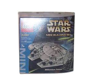 Lego Star Wars Mini Building Millennium Falcon 4488