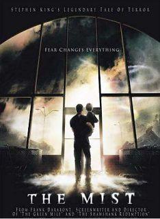 Stephen Kings The Mist DVD, 2008, Widescreen