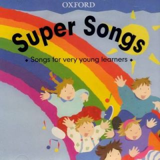 Super Songs by Oxford University Press CD Audio, 2003