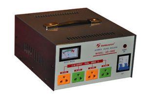 3000 Watt Voltage Converter Transformer Step Up /Down GOLDSOURCE AR