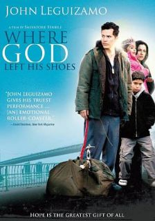 Where God Left His Shoes DVD, 2009