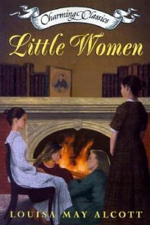 Little Women Book and Charm by Louisa May Alcott 2000, Mixed Media