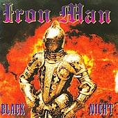 Black Night by Iron Man CD, Feb 2010, Shadow Kingdom Records
