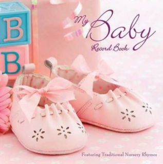 My Baby Record Book Pink 2012, Hardcover