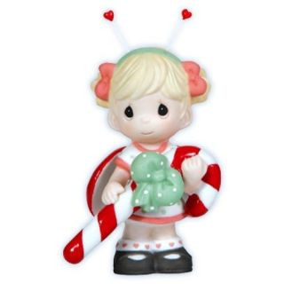 PRECIOUS MOMENTS Christmas Hug N Cuddle Bug Figurine 121033 THE