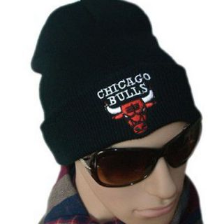 CHICAGO BULLS Beanie Cotton Stay warm outdoor knit cap wool Hats