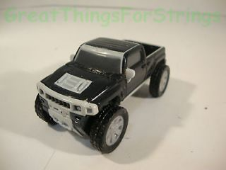 Blue 2006 Mcdonalds Happy Kids Meal Hummer Car Toy H3T Wind Up No. 8