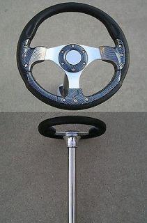 steering wheel columns