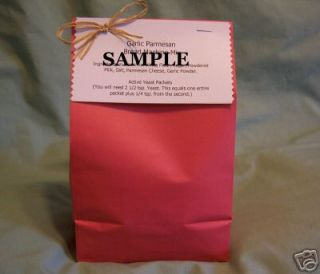 NEW Chocolate Pecan Pie Bar Bars Mix Gift Bag Gourmet