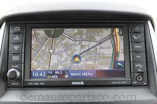 DODGE CHRYSLER JEEP DVD SIRIUS 730N UCONNECT HIGH SPEED RER GPS