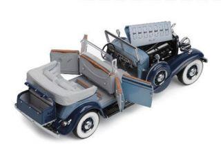 Franklin Mint 1932 Cadillac Phaeton L.E 1500 B11E660