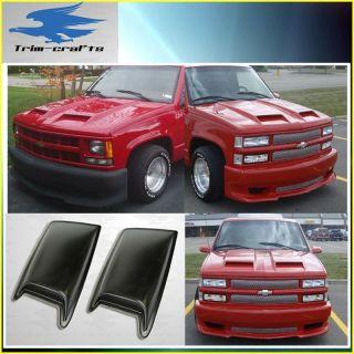 Chevy Silverado Yukon Tahoe C/K Pickup Hood Scoop Vent