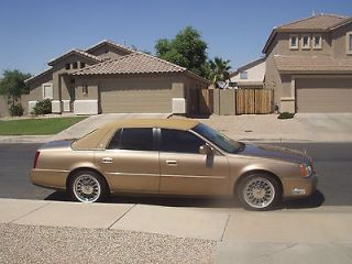 Cadillac : DeVille Base Sedan 4 Door 2000 Cadillac Sedan Deville w