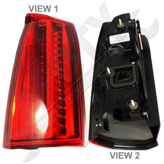 STS LED Taillight Tail Lamp/Light 20782676 RIGHT (Fits Cadillac STS