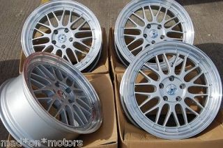 19 BBS LM ALLOY WHEELS FITS RENAULT TRAFIC SL27 DCI 150 EURO 5 QS 6
