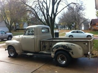 Chevrolet  Other Pickups 3600 series 1954 Checy truck 3/4 ton Rat rod