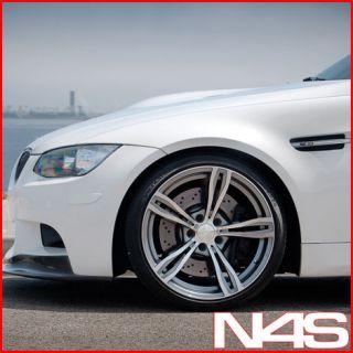 BMW E39 M5 AVANT GARDE M355 CONCAVE STAGGERED WHEELS RIMS (Fits BMW