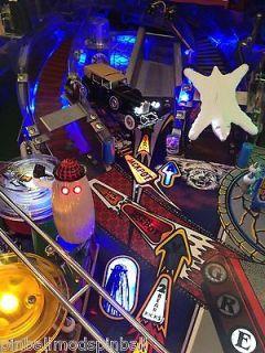 the addams family pinball machine cousin it w led eyes