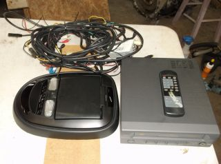 00 01 03 04 04 05 06 GMC CADILLAC Chevy Tahoe OEM DVD SYSTEM Player W